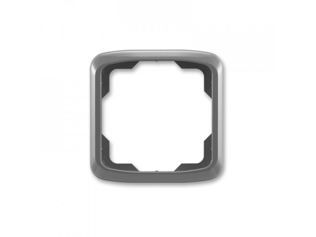 abb 3901a b10 s2 ramecek jednonasobny, kourova seda large greybox