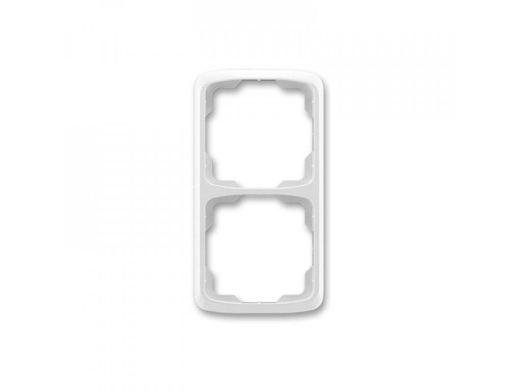 abb 3901a b21 s ramecek dvojnasobny, svisly, seda large greybox