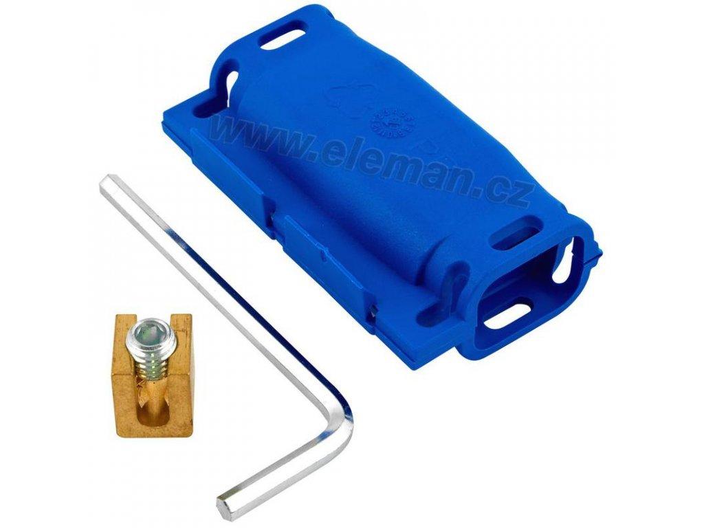 eleman 1000512 sh0125 kabelova spojka shark 125 gel gelova large greybox