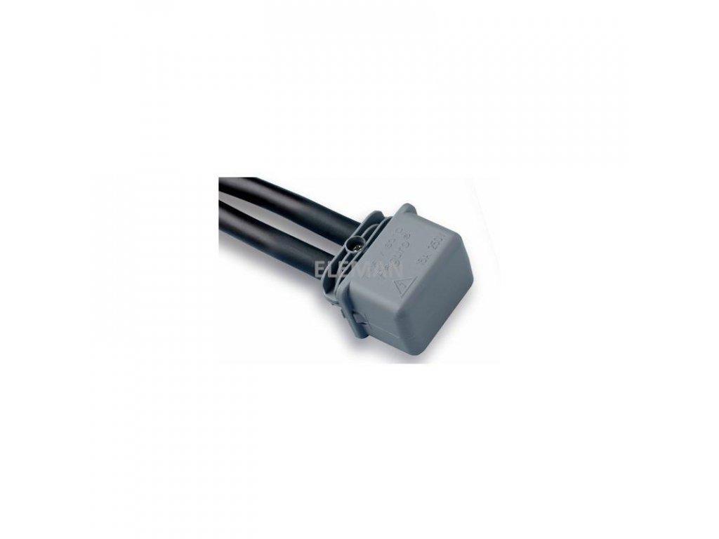 eleman 1005621 spojka gelova paguro 5633 ip68, se svorkou 3x1,5mm2 large greybox