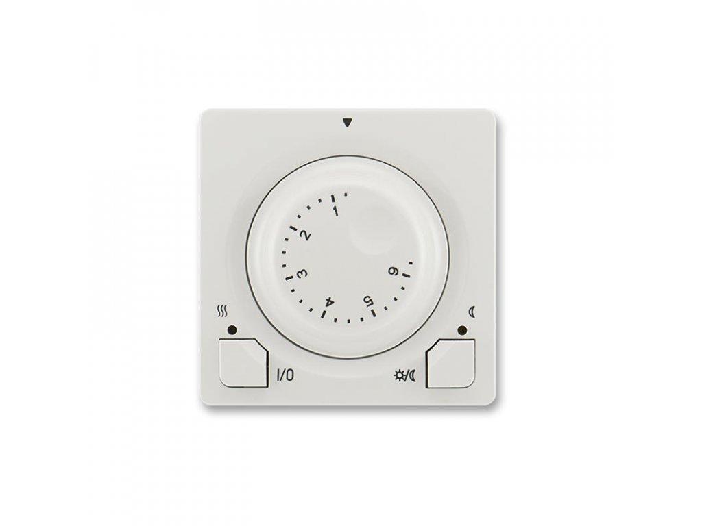 abb 3292g a10101 s1 termostat univerzalni s otocnym nastavenim teploty ovl. jednotka , svetle seda large greybox