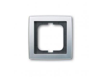abb 2cka001754a4104 ramecek jednonasobny, chromova matna large greybox