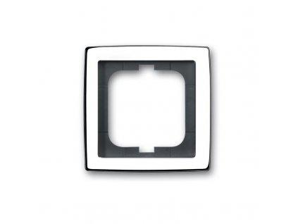 abb 2cka001754a4326 ramecek jednonasobny, chromova leskla large greybox