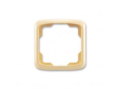 abb 3901a b10 d ramecek jednonasobny, bezova large greybox