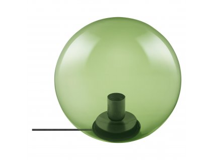 Vintage 1906® Bubble TABLE 250x245 Glass Green