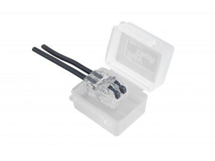 4413 eleman 1005462 krabicka gelova isaac 30x24x23mm ipx8 0 6 1kv pro ochranu spoje vodicu baleni 1ks