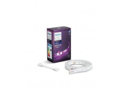 LED prodlužovací pásek Philips Hue RGB 1m 71902/55/PH, 8718699703448
