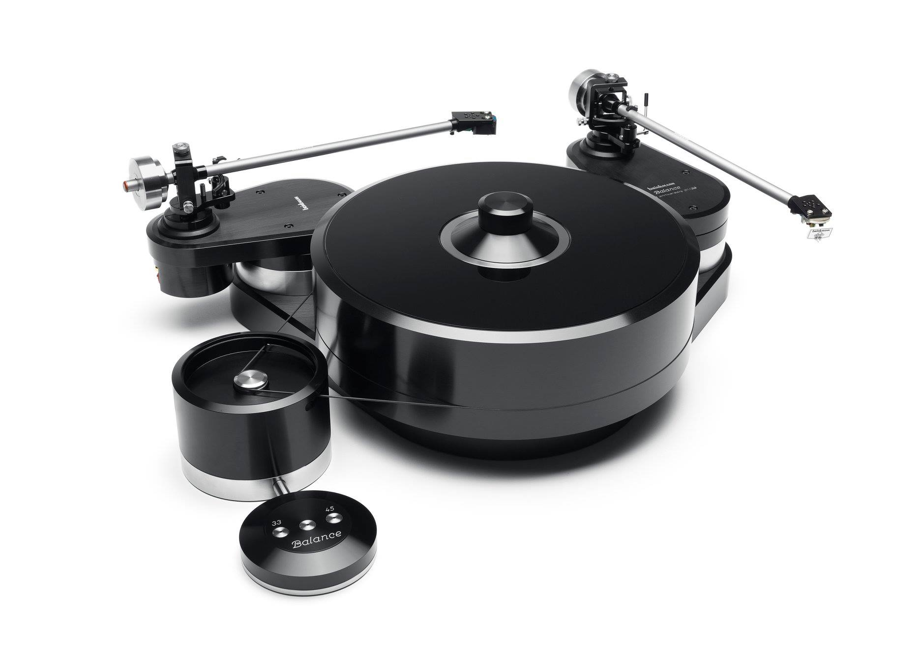 2-arm Turntable »Balance« 33rd Anniversary Edition (limited to 33)