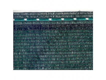 Stínící tkanina - sítě na plot - 90 procent stínění