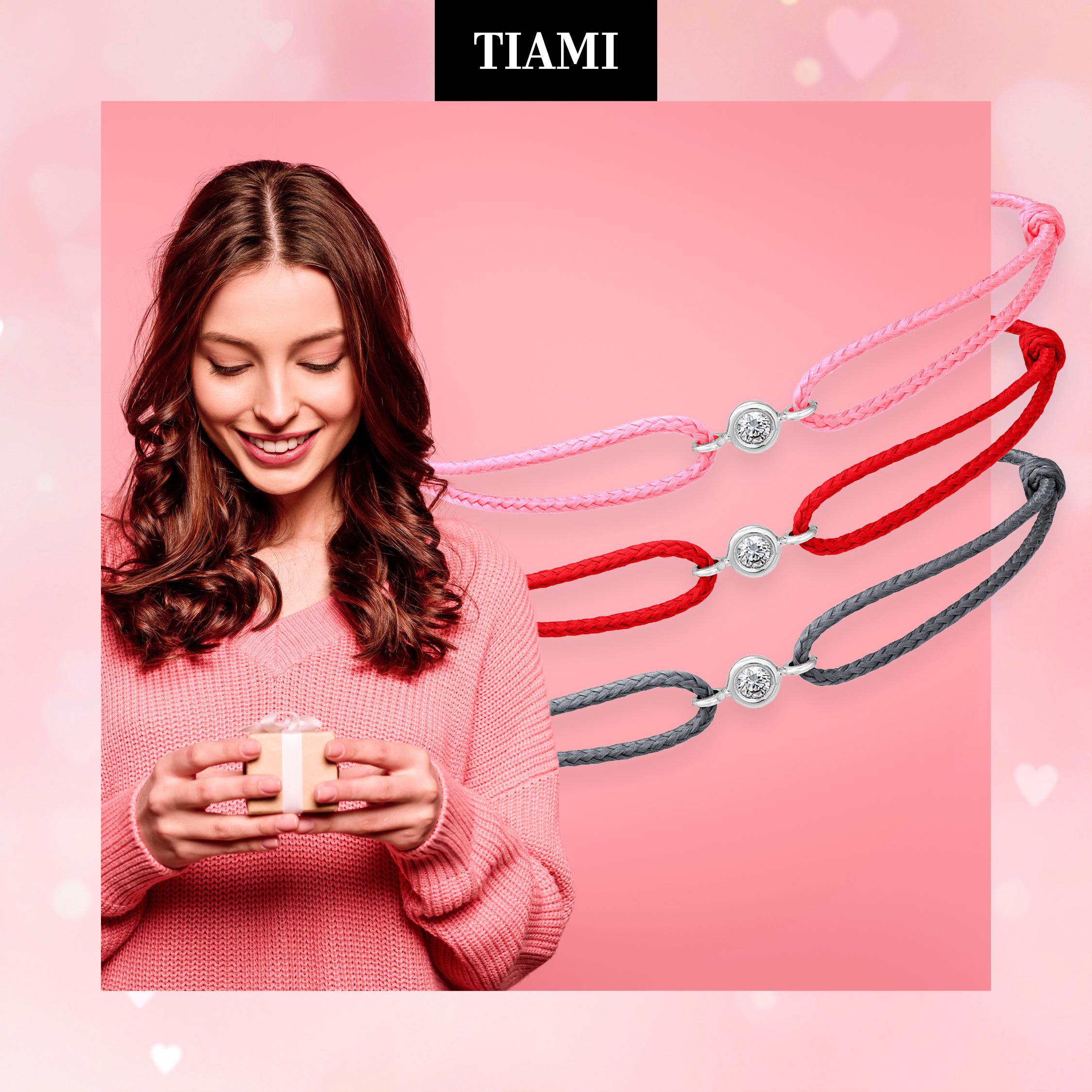 MÓDA.CZ: Gabriela Dědičová  bilancuje aneb jaký dárek nám TIAMI doporučí na Valentýna?