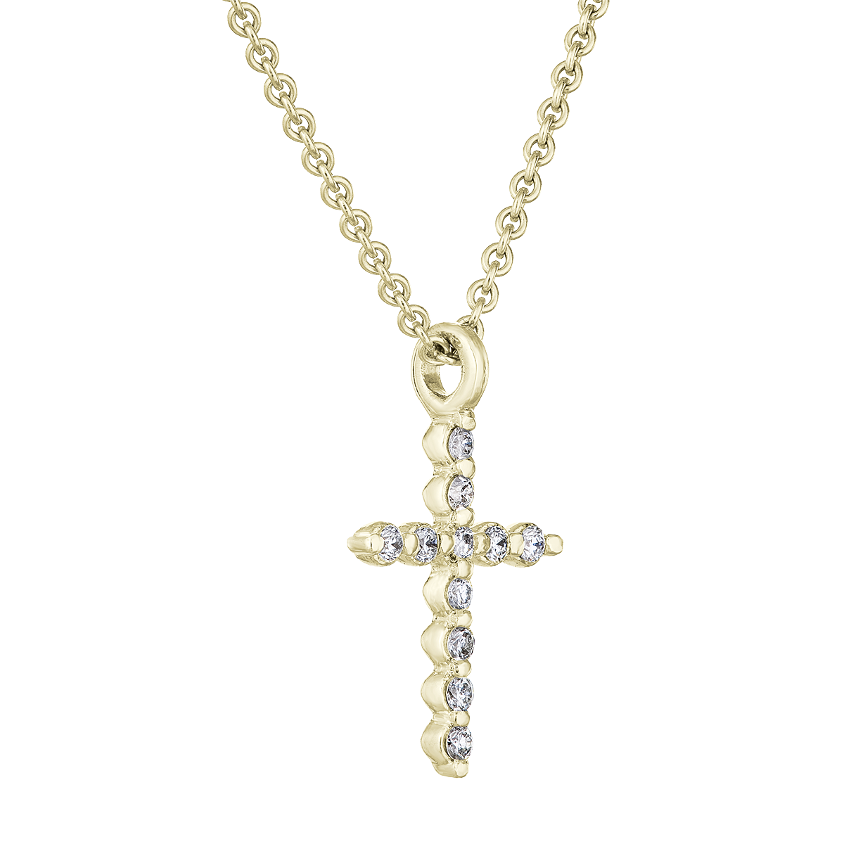 JOMAGAZIN: TIAMI – kolekce křížky s lab-grown diamanty