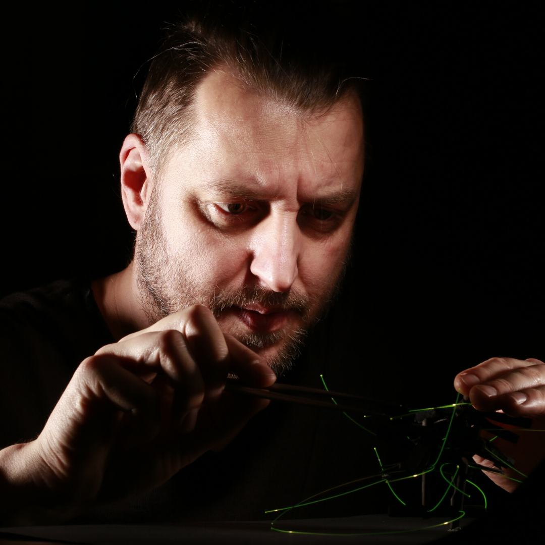 Milan Nováček - hlavní designér společnosti TIAMI