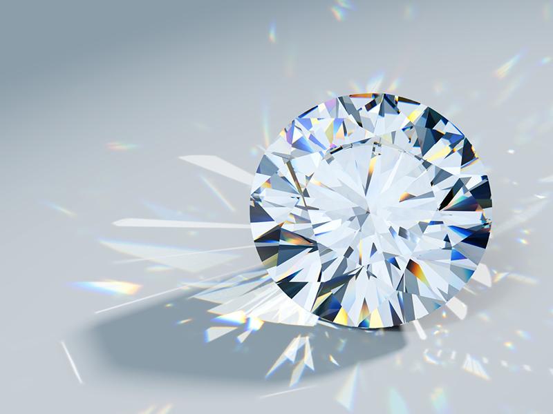 4C hodnocení diamantů