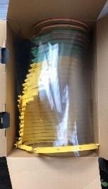 Výroba ochranných štítů v Tiami