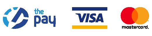 ThePay Visa Mastercard