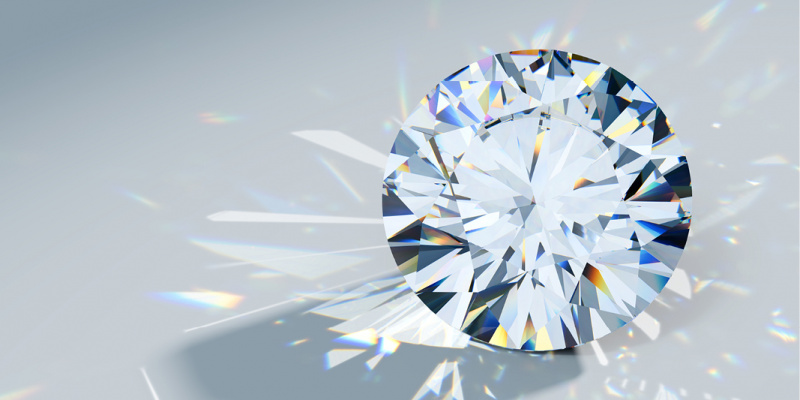 Tiami lab-grown diamant
