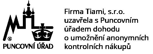 Firma Tiami, s.r.o. uzavřela s Puncovním úřadem dohodu o umožnění anonymních kontrolních nákupů