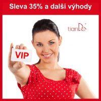 Získat VIP kartu
