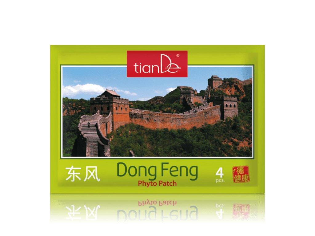 Výsledek obrázku pro tiande dong feng