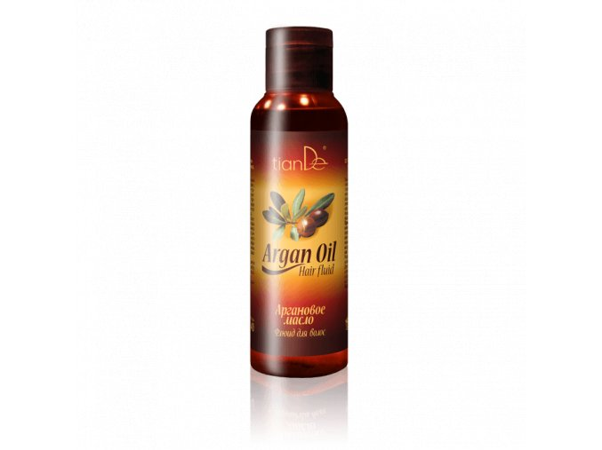 Fluid na vlasy s arganovým olejem