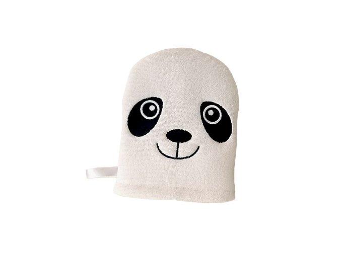 Mycí rukavice Baby Bambo, 1 ks, ??