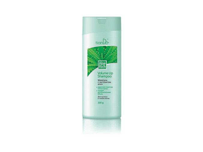 Šampon  pro poškozené vlasy Aloe Rich