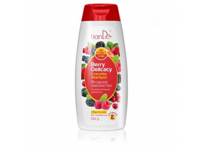 """Univerzální šampon """"Ovocná pochoutka"""""""