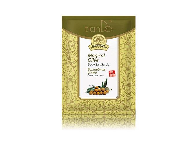 Tělová sůl Kouzelná oliva, 60 g
