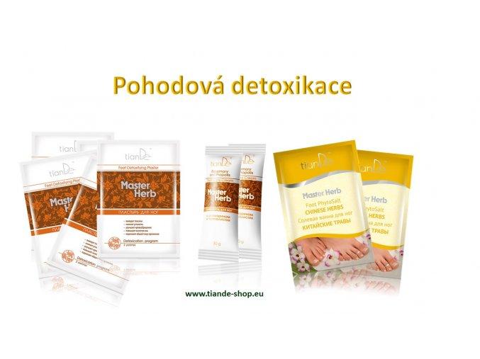 detoxikační balíček