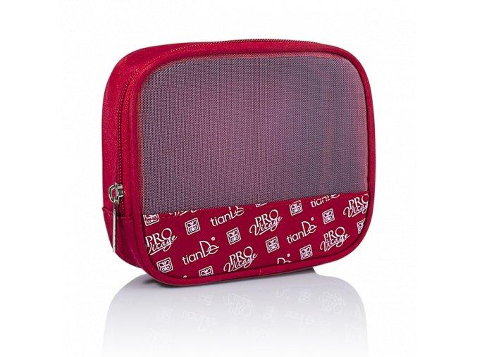 Dárková kosmetická taštička (červená)