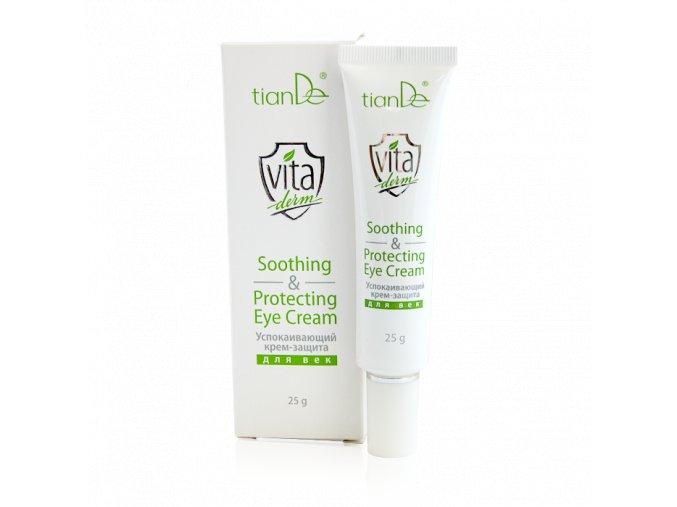 Zklidňující oční krém Vita Derm
