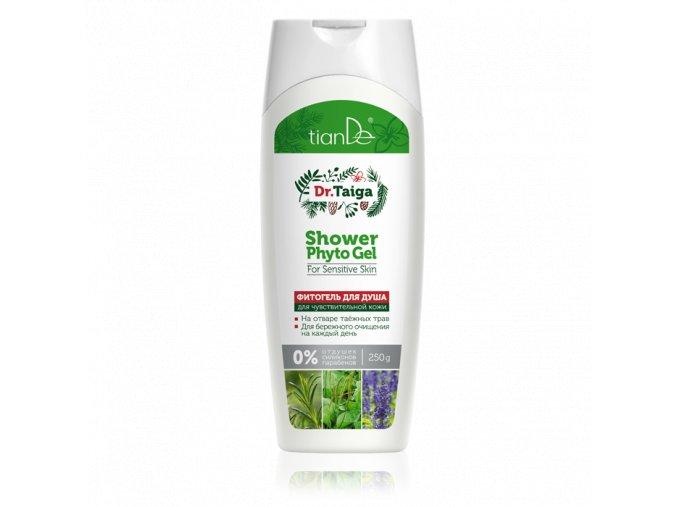 Bylinný sprchový gel pro citlivou pokožku Dr. Taiga