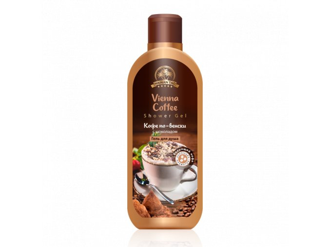 Sprchový gel Vídeňská káva, 250 g