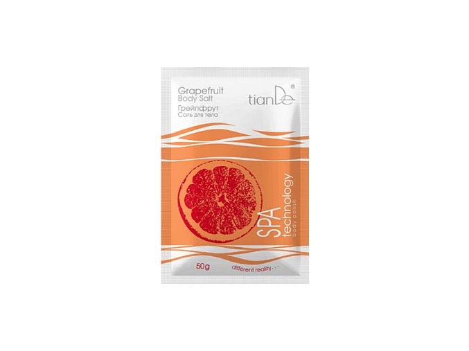 DÁREK Tělová sůl Grapefruit