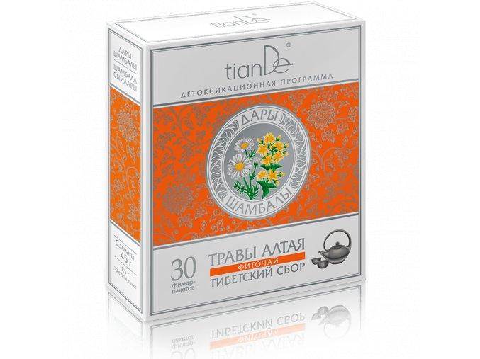 Bylinný čaj Tibetský sběr