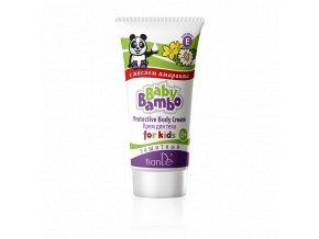 Ochranný tělový krém Baby Bambo pro děti, 50 g