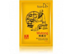 """Fytonáplasti na tělo """"Wutong"""", 5 ks"""