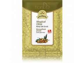Tělová sůl Kouzelná oliva (60 g) DÁREK