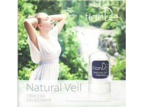 """Brožura """"Natural veil"""""""