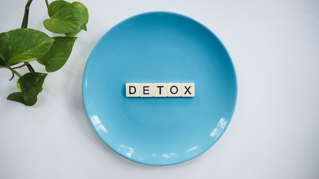 Detoxikace organismu