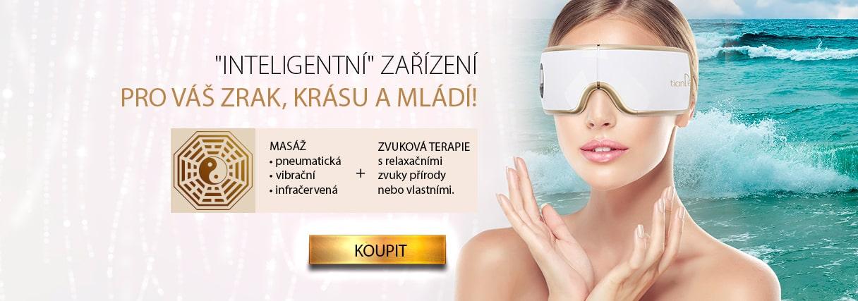 Oční masážní přístroj