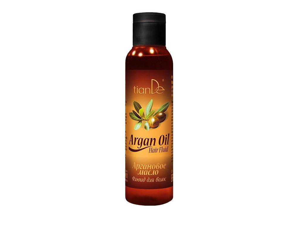 Fluid na vlasy s arganovým olejem 50 ml  (Body: 15,50)