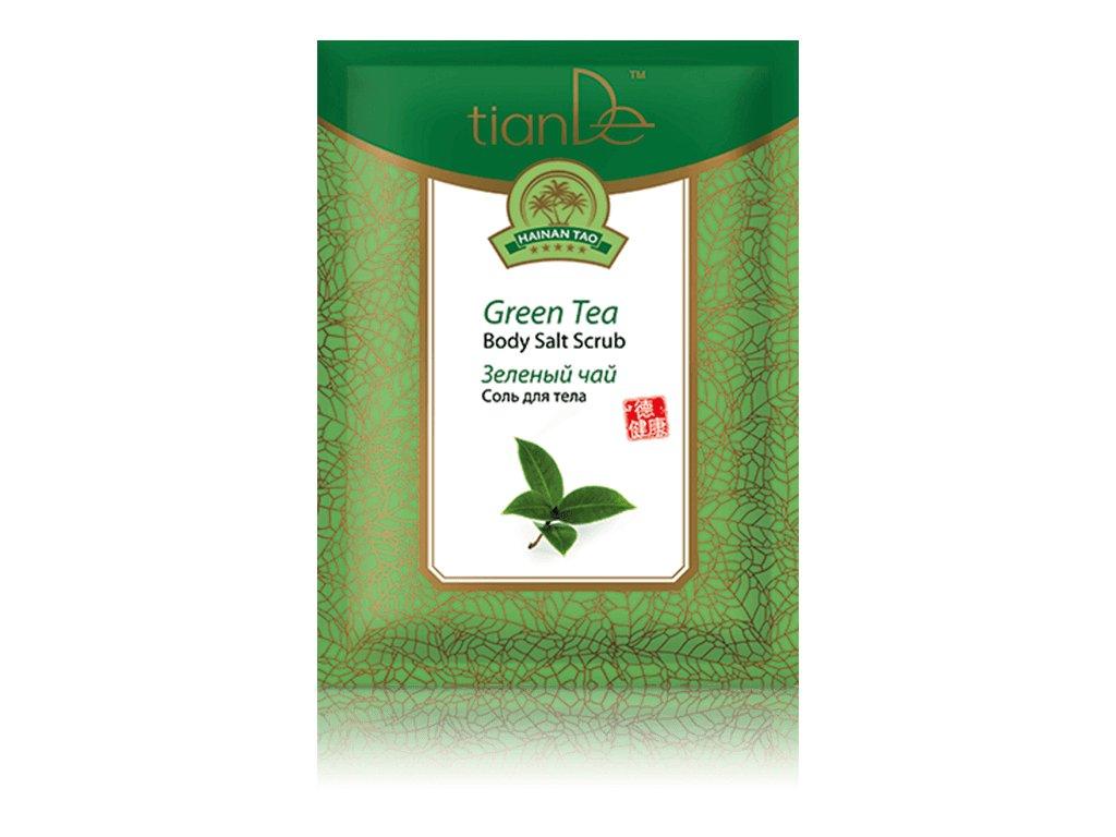 Koupelová sůl Zelený čaj  (Body: 1,70)