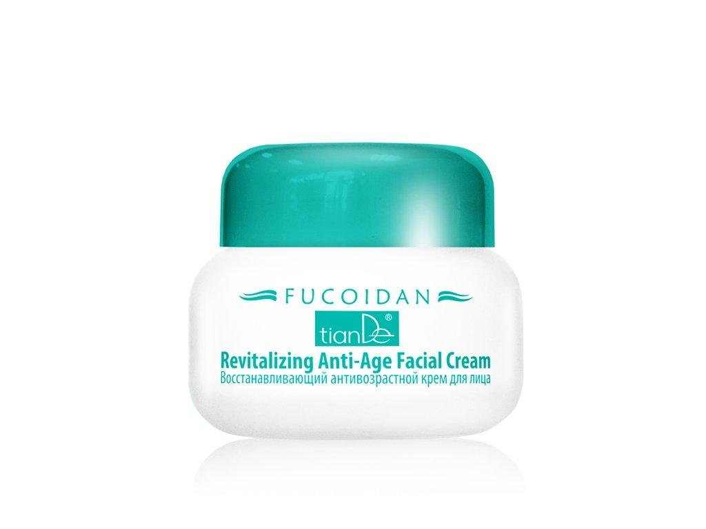 Denní/noční revitalizační anti-aging krém na obličej Fucoidan  (Body: 17,00)