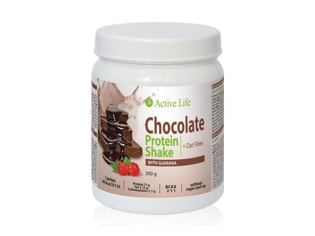 Čokoládový proteinový koktejl s guaranou  (Body: 19,50)