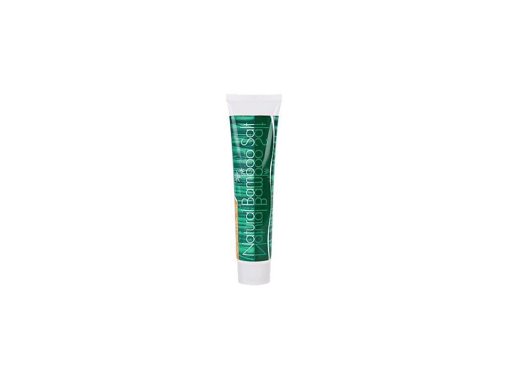 Zubní gel Přírodní bambusová sůl  (Body: 3,50)