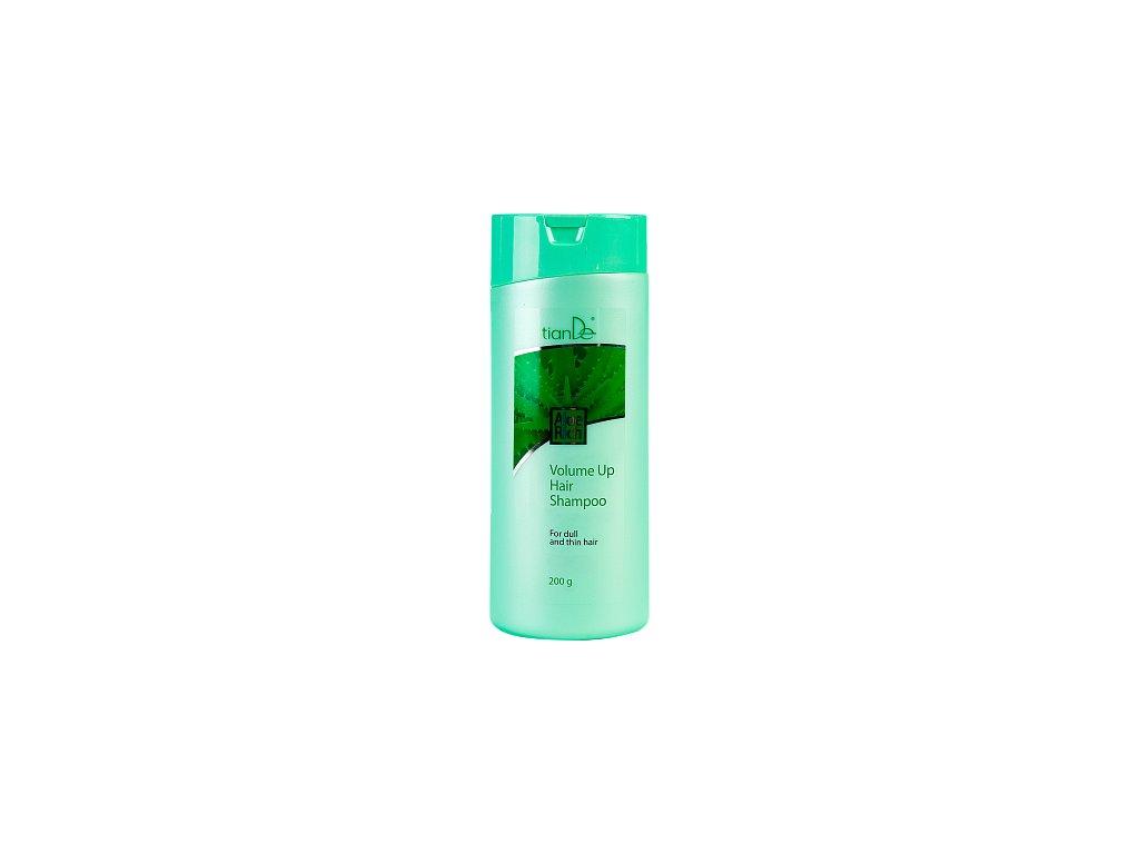 Šampón s extraktem aloe  (Body: 4,20)