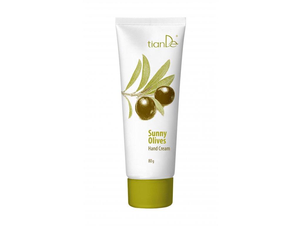 Krém na ruce Slunečné olivy  (Body: 0,80)