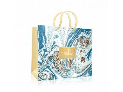 Dárková taška modrá  (Body: 0,00)