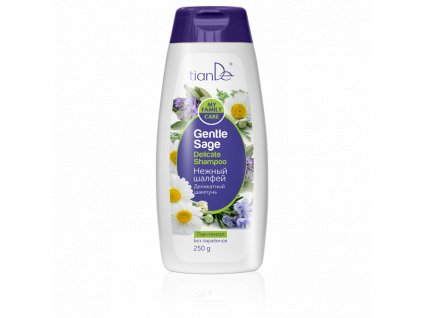 Šampón Něžná šalvěj  (Body: 2,50)